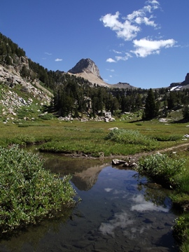 Alaska Basin is one of the best hikes in Grand Teton National Park