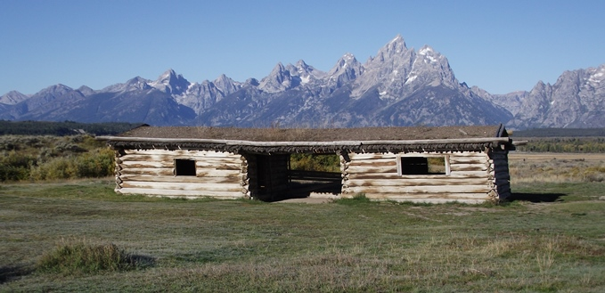 for trust ranch national dude preservation grand grass mr white main cabins teton historic
